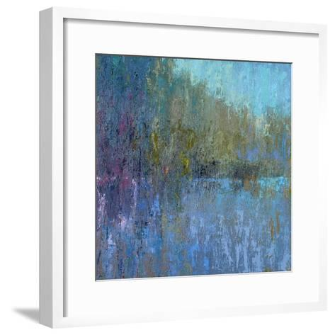 Treescape Two-Jane Schmidt-Framed Art Print