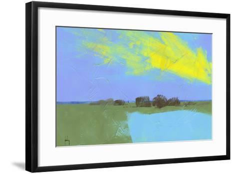 Decoy Pond-Paul Bailey-Framed Art Print