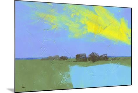 Decoy Pond-Paul Bailey-Mounted Art Print