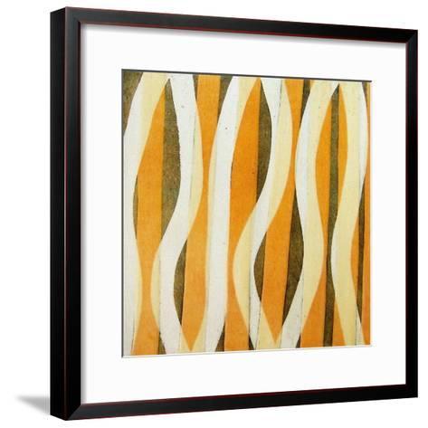 Carousing Open I-Allison G. Miller-Framed Art Print
