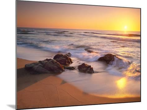 Pacific Calm-Christopher Foster-Mounted Photographic Print