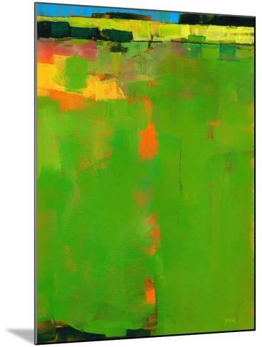 Green Field-Paul Bailey-Mounted Art Print