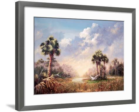 Golden Glades-Art Fronckowiak-Framed Art Print