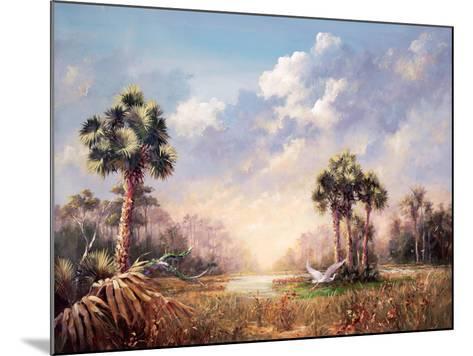Golden Glades-Art Fronckowiak-Mounted Art Print