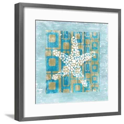 Shell Game 3-Alicia Soave-Framed Art Print