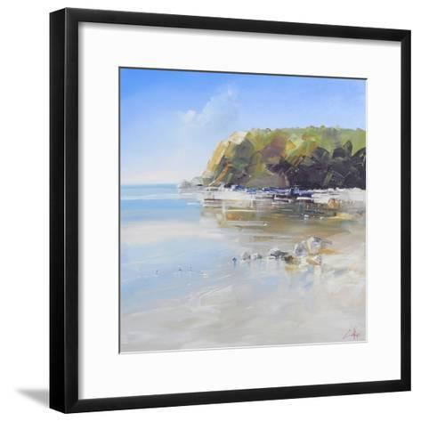 Coast Line-Craig Trewin Penny-Framed Art Print