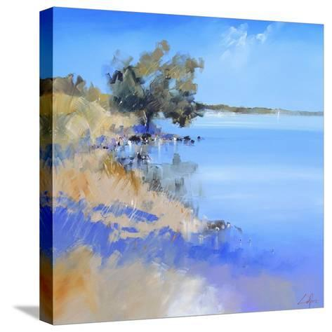 Lake Bolac-Craig Trewin Penny-Stretched Canvas Print