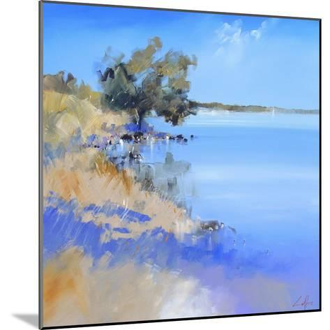 Lake Bolac-Craig Trewin Penny-Mounted Art Print