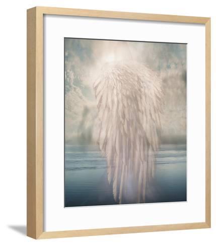 I Am Free-David M (Maclean)-Framed Art Print