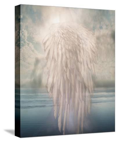 I Am Free-David M (Maclean)-Stretched Canvas Print