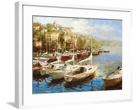 Harbor Bay-Furtesen-Framed Art Print