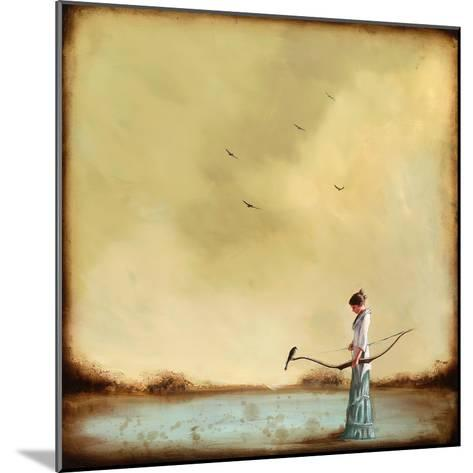 Second Thoughts-Alicia Armstrong-Mounted Art Print