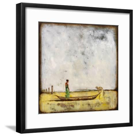 Game Changer-Alicia Armstrong-Framed Art Print