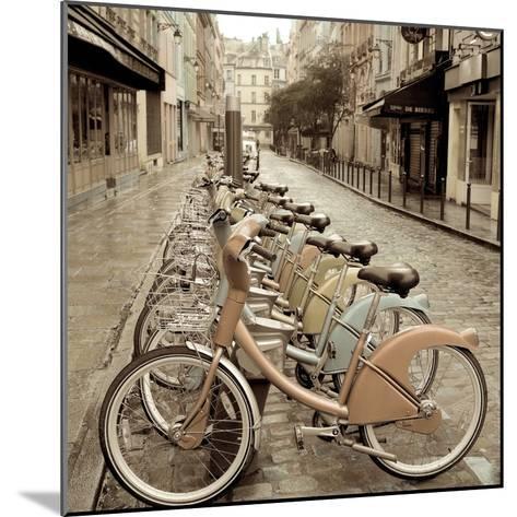 City Street Ride-Alan Blaustein-Mounted Photographic Print