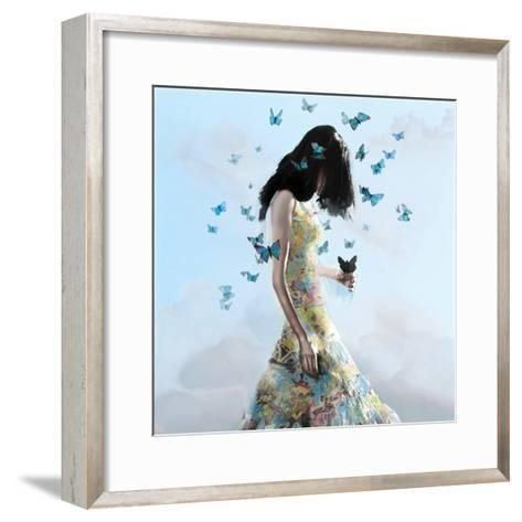 Don't Forget Me-Christopher Cuseo-Framed Art Print