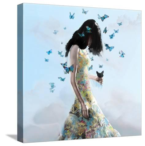 Don't Forget Me-Christopher Cuseo-Stretched Canvas Print
