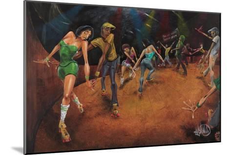 Bounce, Rock, Skate!-David Garibaldi-Mounted Art Print