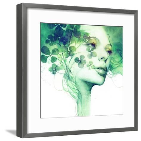 Serendipity-Anna Dittman-Framed Art Print