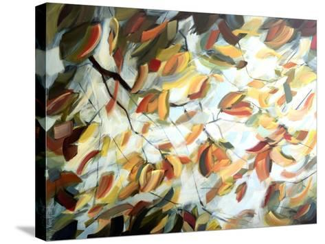 Branching Boundlessly-Holly Van Hart-Stretched Canvas Print
