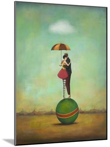 Circus Romance-Duy Huynh-Mounted Art Print