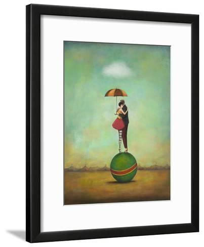 Circus Romance-Duy Huynh-Framed Art Print
