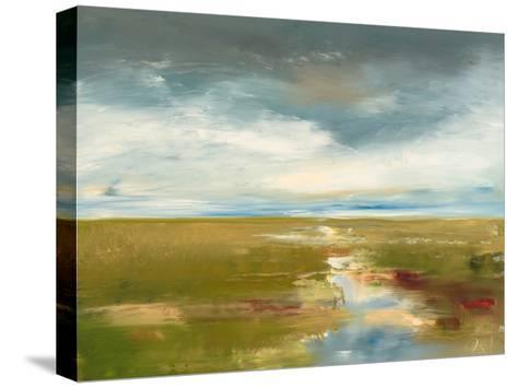 By Flatcreek-Ronda Waiksnis-Stretched Canvas Print