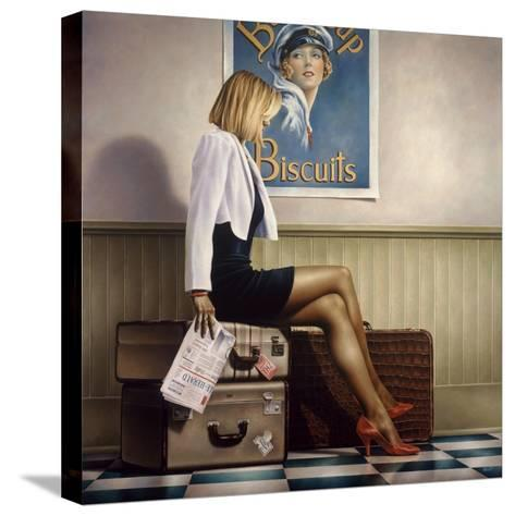 Biscuits-Paul Kelley-Stretched Canvas Print