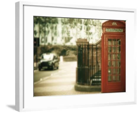Mile End-Keri Bevan-Framed Art Print