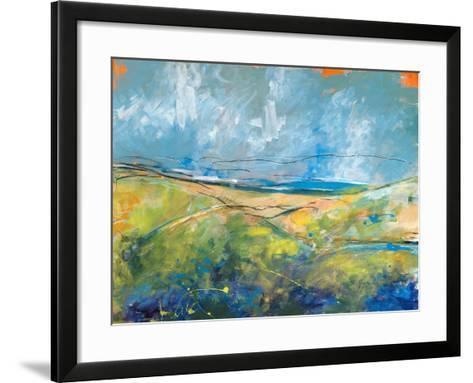 Early Spring Days-Jan Weiss-Framed Art Print