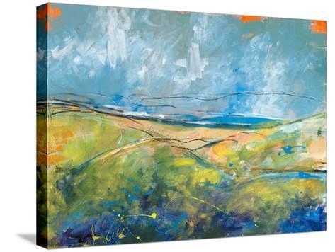 Early Spring Days-Jan Weiss-Stretched Canvas Print