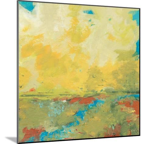 Earth and Sky-Jan Weiss-Mounted Art Print