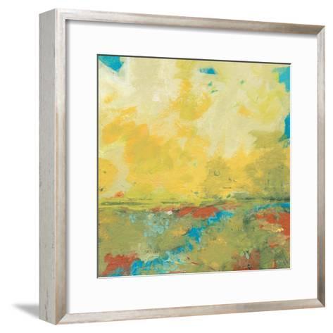 Earth and Sky-Jan Weiss-Framed Art Print