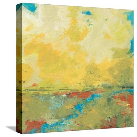 Earth and Sky-Jan Weiss-Stretched Canvas Print