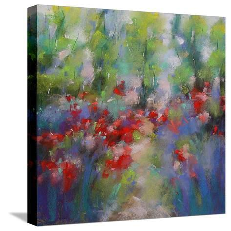 Petals and Perfume-Anne Kindl-Stretched Canvas Print