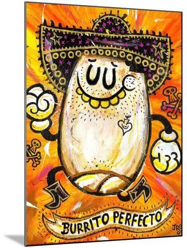Burrito Perfecto-Jorge R^ Gutierrez-Mounted Art Print