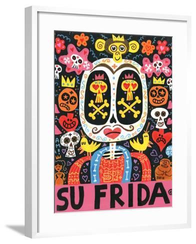 Dolor Feliz Gracias-Jorge R^ Gutierrez-Framed Art Print