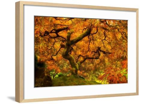 Wild Fire-Natalie Mikaels-Framed Art Print