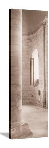 Les Colonnes III-Alan Blaustein-Stretched Canvas Print