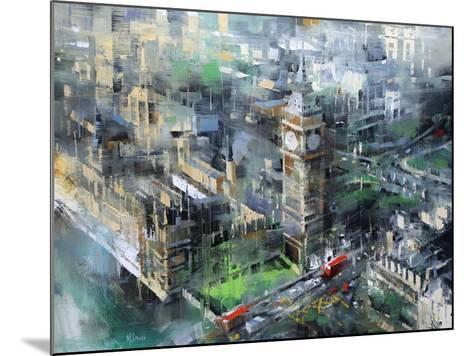 London Green - Big Ben-Mark Lague-Mounted Art Print