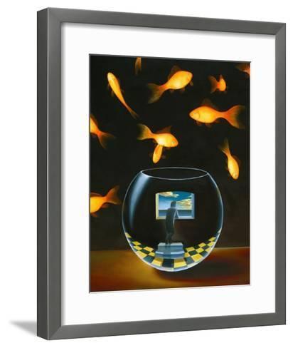 Life in a Wish Bowl-Samy Charnine-Framed Art Print