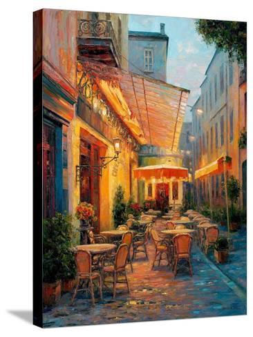 Caf? Van Gogh 2008, Arles France-Haixia Liu-Stretched Canvas Print