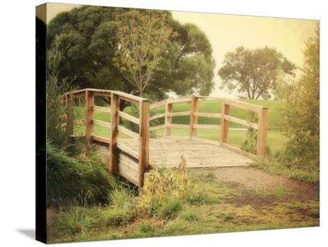 Sunday Stroll-Sylvia Coomes-Stretched Canvas Print