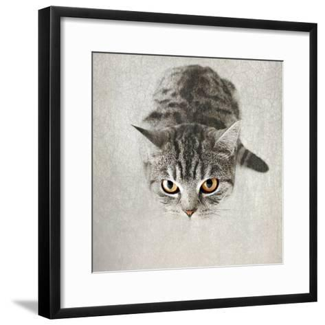 Hello Kitty-Nadia Attura-Framed Art Print