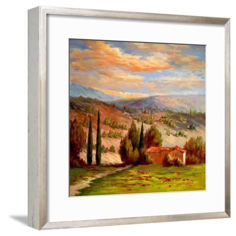 Rural Bliss-Marino-Framed Art Print