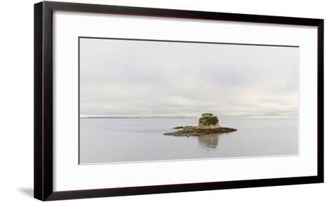 Bay Island Pano #132-Alan Blaustein-Framed Art Print