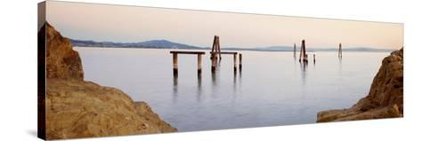 Bay Pano #121-Alan Blaustein-Stretched Canvas Print
