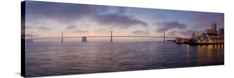 Bay Pano #119-Alan Blaustein-Stretched Canvas Print