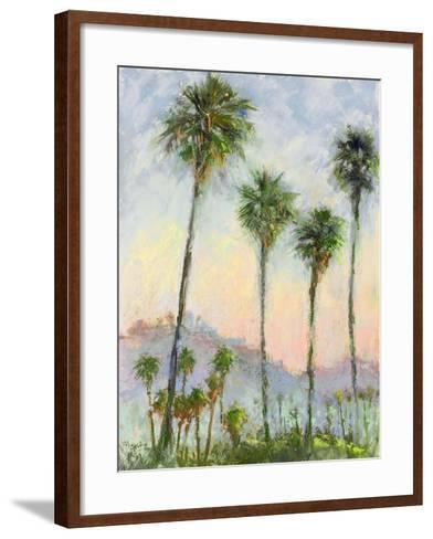 Carlton Sunrise-Nancie King Mertz-Framed Art Print