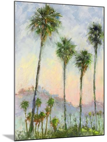 Carlton Sunrise-Nancie King Mertz-Mounted Art Print