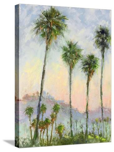 Carlton Sunrise-Nancie King Mertz-Stretched Canvas Print